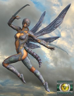 Bio Squad Dragonfly