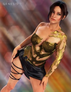 Rose Thorn for Genesis 2 Female(s)