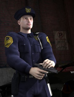 Police! For Security! for Genesis 2 Male(s)