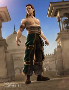 Genesis Barbarian Wanderer