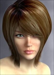 Actual Hair 2