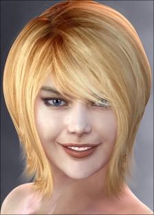 Actual Hair 2 V4