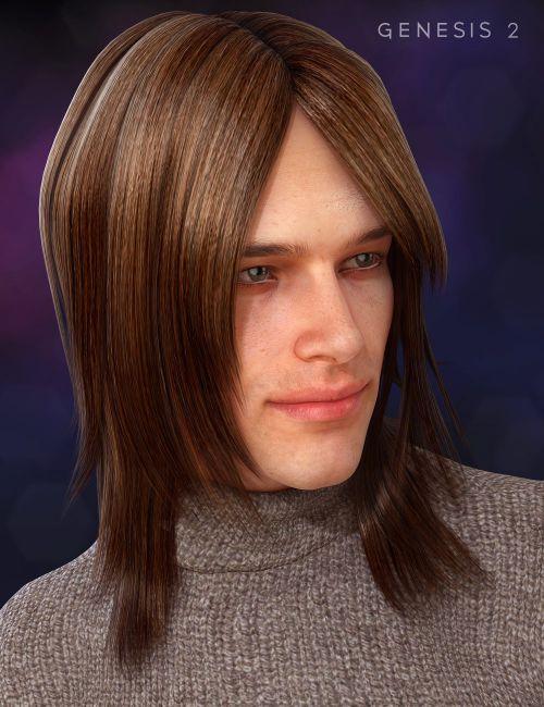Casual Long Hair