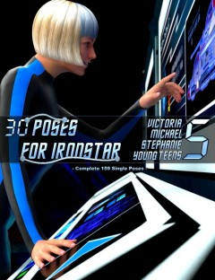 30 Poses for Ironstar