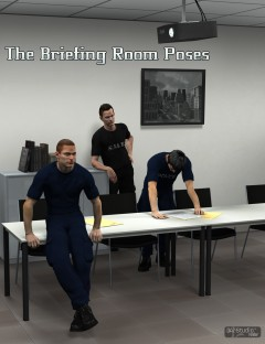 The Briefing Room Poses