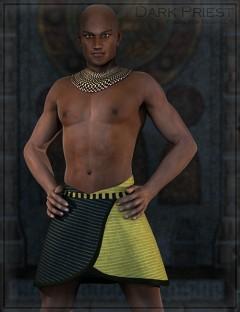 Dark Priest Poses for M5