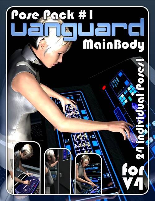 Vanguard Posepack 1 - Main V4