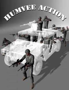 HumVee Combat