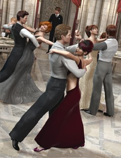 The Dance for Aslan Court