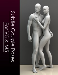 Subtle Couple Poses For Victoria 5 & Michael 5