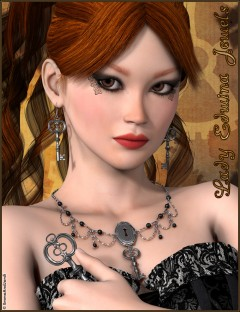 Lady Edwina Jewels For Any Figure