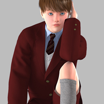 School Uniforms for Genesis Justin