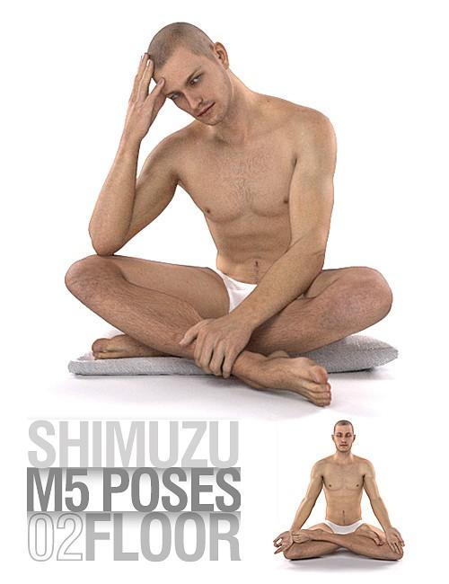 M5 Poses: 02 Floor