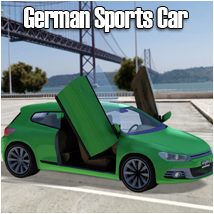 German Sports Car