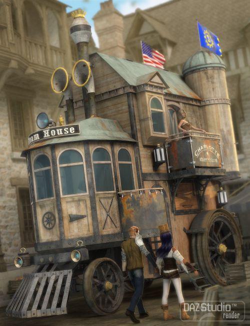 Steam House