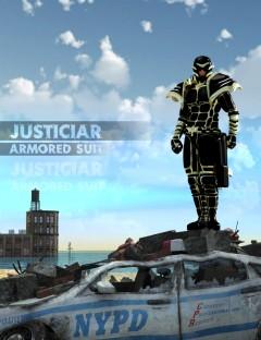 Justiciar Armored Suit
