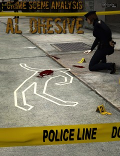 Crime Scene Analysis: Al Dhesive