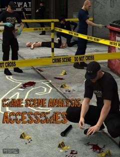 Crime Scene Analysis: Accessories