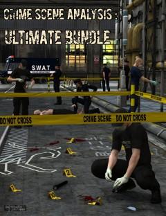 Crime Scene Analysis: Ultimate Bundle