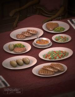 Diner Food 5