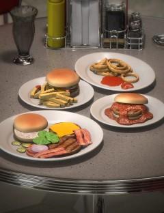 Diner Food 4