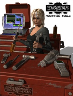 G34RH34D Mechanic Tools