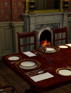 Regency Tableware