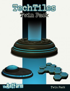 TechTile Twin Pack