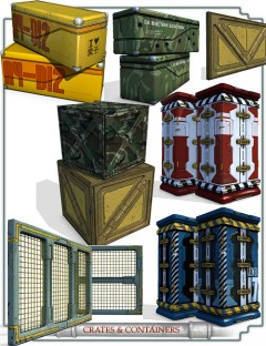 Crates And Containers 2.5