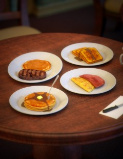 Diner Food 2