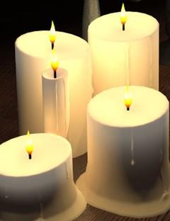 LoREZ Candle Set