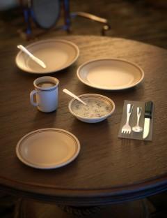 Diner Tableware