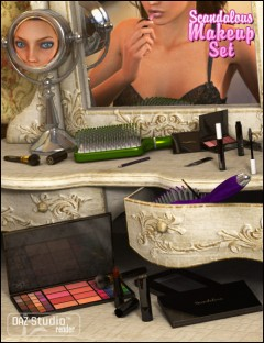 Scandalous Makeup Set