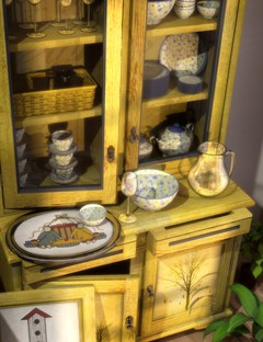 Country Kitchen Accessories 1