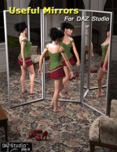 Useful Mirrors for DAZ Studio
