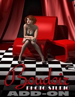 Boudoir Photo Studio Add-On