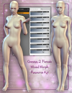 Genesis 2 Female Mixed Morph Resource Kit