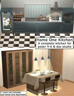 Home One Kitchen