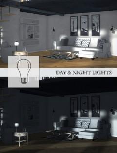A Bright Loft Lights