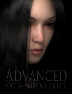 Advanced DAZ Studio Light Bundle
