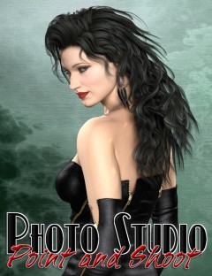 InaneGlory's Photo Studio- Point and Shoot