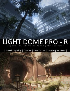 Light Dome PRO- R
