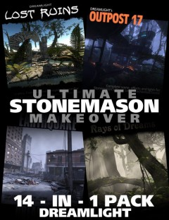 Ultimate Stonemason Makeover- 14-in-1 Bundle