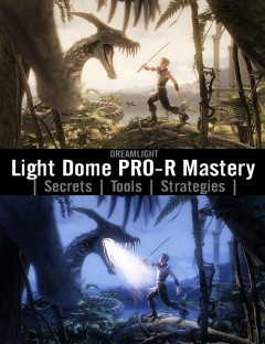 Light Dome PRO-R Mastery