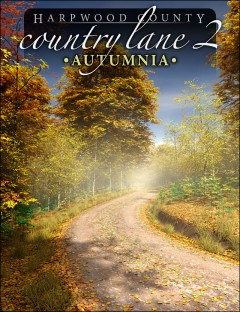 Country Lane 2 - Autumnia