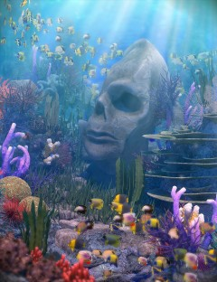 Gardens of Poseidon- Corals