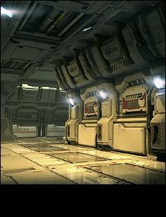 Modular Sci-Fi Kit 01