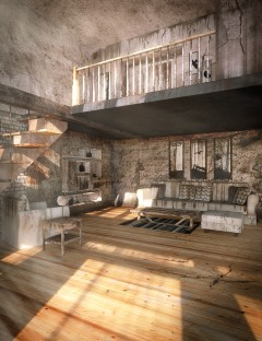 Neglected for A Bright Loft