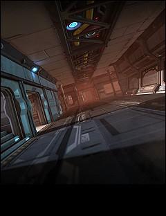 Sci-Fi Corridor 2013