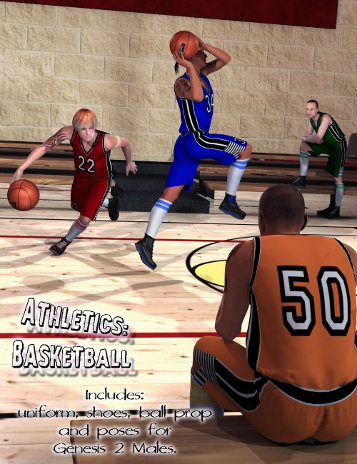 Athletics: Basketball for Genesis 2 Male(s)
